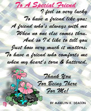 ... ://www.coolgraphic.org/english-graphics/friends/to-a-special-friend