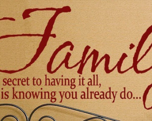 Quotes And Sayings About Family ~ Inn Trending » Family Quotes ...