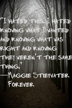 Maggie Stiefvater, Forever More