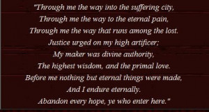 Abandon Hope - Image Page