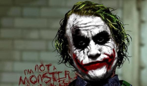 not a monster. Batman Quotes | Joker Quotes