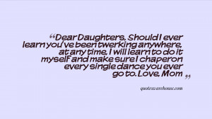 Love You Daughter Quotes
