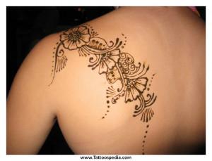 Dragon Tattoos 6 » Flower Tattoos On Arm 4