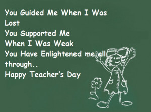 teachers day 2014 greetings quotes saying images 2014 the teachers day ...