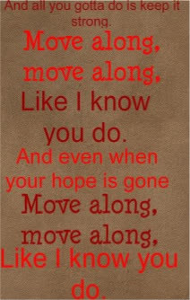 All American Rejects. Move along.