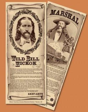 Murder of wild bill hickok