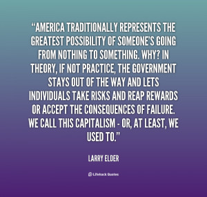 Larry Elder Quote