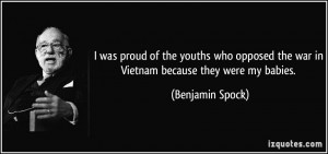 More Benjamin Spock Quotes