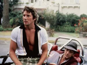 Richard Gere in 1983 Breathless as Jesse Lujack