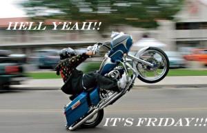 Happy Friday! Harley-Davidson of Long Branch www.hdlongbranch.com