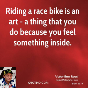 Valentino Rossi Art Quotes