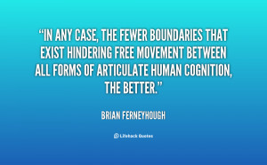 Quotes About Boundaries Via...