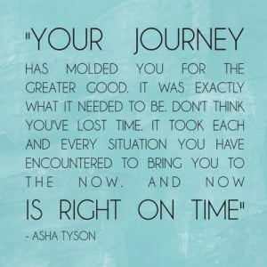 Your Journey Take Life Day By Day