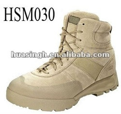 HB,famous band delta force breathable beige desert army warrior boots