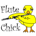 flute flute themed designs make unique gifts for friends and