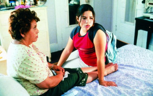 Still of Lupe Ontiveros and America Ferrera in Real Women Have Curves ...