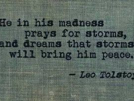 Leo Tolstoy quotes about Man