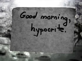 Quotes about Hypocrite