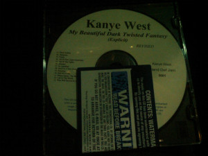 Kanye West – My Beautiful Dark Twisted Fantasy [Final Tracklist w ...