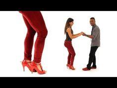 How to Do a Bachata Basic with a Kick Shuffle | Bachata Dance - music ...