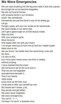 Buddy Wakefield. Sweet lord, this poem.
