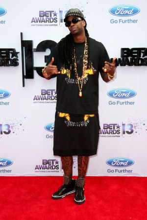 ... 2013 BET Awards Red Carpet Best Moments 2 Chainz, Big Sean, J. Cole