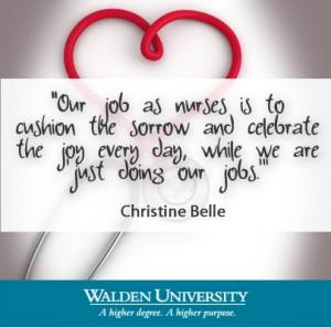 2013 National Nurses Week and Nurse Appreciation Day Walden University ...