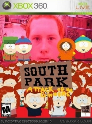 South Park Ginger Quotes