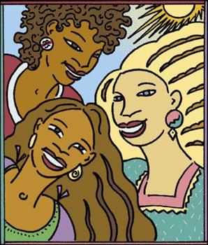 Free Cuban-American-women Clipart
