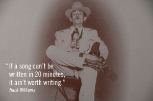 Famous Hank Williams Quotes http://asaphotos.myblog.it/archive/2012/02 ...
