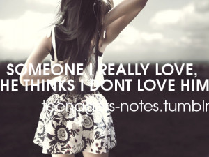 Teenage Girl Quotes About Boys...