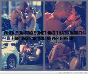 Dom And Letty Fast And The Furious