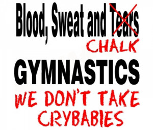 Home Quotes Gymnastics Quotes