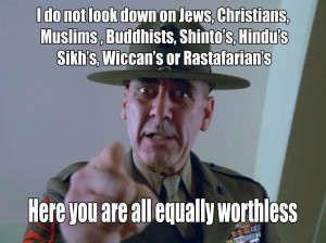 R Lee Ermey Quotes Sergeant Hartman Quote...