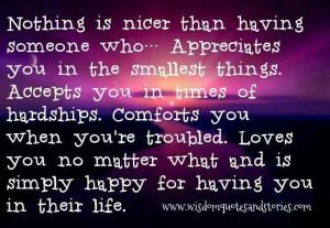 Grateful for my husband!