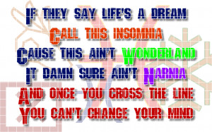 The Other Side - Bruno Mars Song Lyric Quote in Text Image