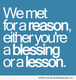 thedailyquotes.comBlessing Or A Lesson | The Daily Quotes