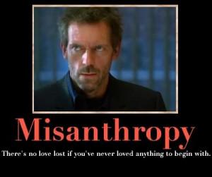 Misanthropy Logo