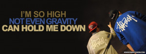 Im So High Not Even Gravity Cover