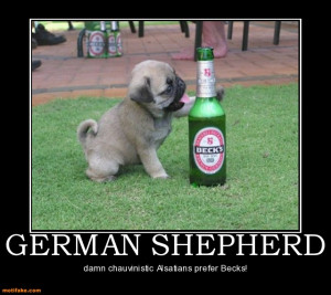Displaying (15) Gallery Images For Funny German Shepherd Quotes...