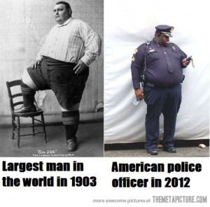 Funny photos funny fat cop black