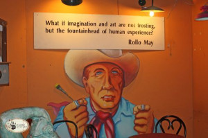 What if Imagination and art not Frosting – Day Dreaming Quote