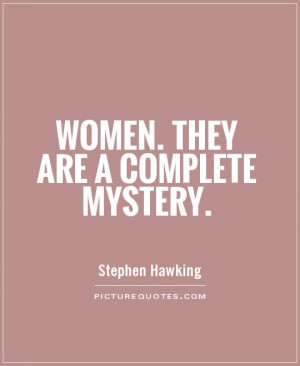 Mystery Quotes