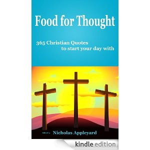 Food for Thought - 365 Christian Quotes to start your day with