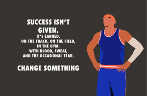 Nike Carmelo Anthony Quotes