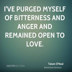 Quotes About Anger and Bitterness
