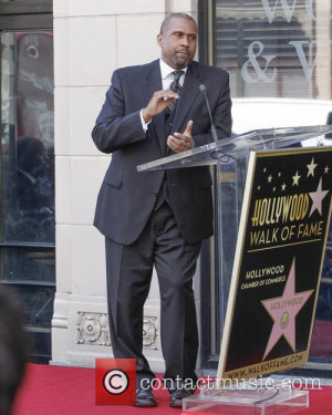 Tavis Smiley Tavis Smiley Honored with Star on HOllywood Blvd Walk