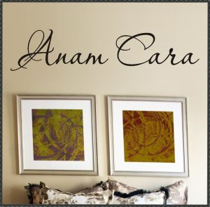 Vinyl Wall Quotes Words Decals Anam Cara