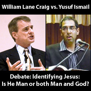 William Lane Craig vs. Yusuf Ismail Debate: Identifying Jesus Is He ...