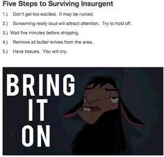 Insurgent quote More